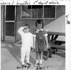 September 1961 Suzettes 1st day of school