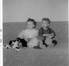 Suzette and Bruce (Pinky Raynos son) 15 mos