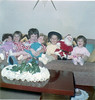 Christmas night 1963 - four peas in a pod-7
