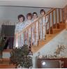 four kids on stairs (Nanas)-4