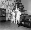 Suzette & Josie Christmas Stockings Christmas Eve 1959-6