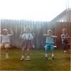 Kids on swing-8