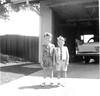 Suzette Josie & car with fin