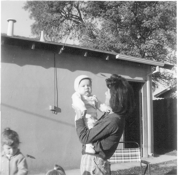California 1960 Mike at 5 months-11