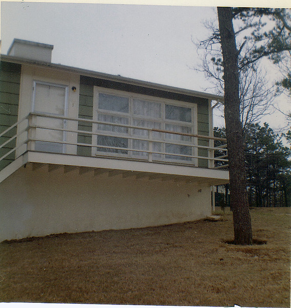 Cape Cod 1962 (2nd house in East Falmouth Mass)-12