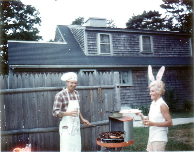 Cape Cod BBQ Mom as Bunny-19