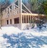 House Construction - Mike in Kitchen door-9