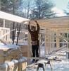 House Construction - Dad Jan 1973-10