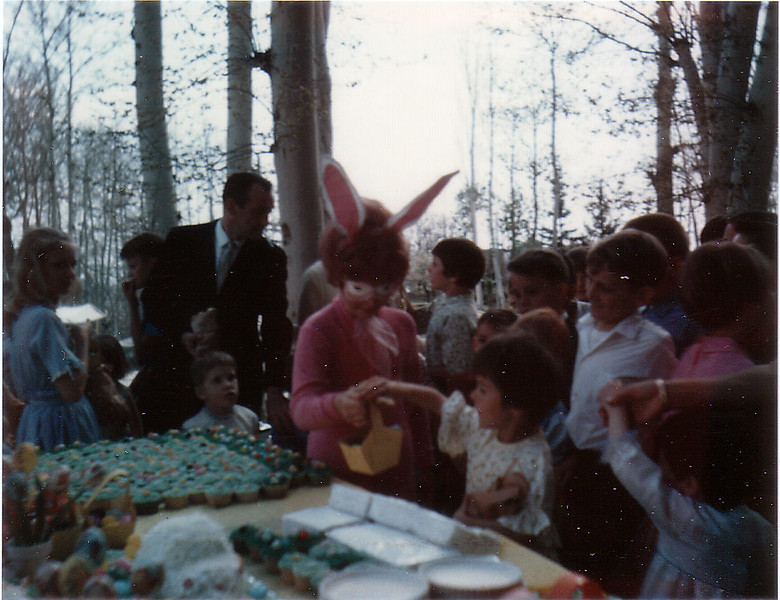 Iran Easter at staff house-24