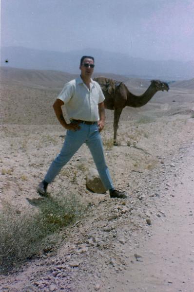 Iran Dad with Camel-13