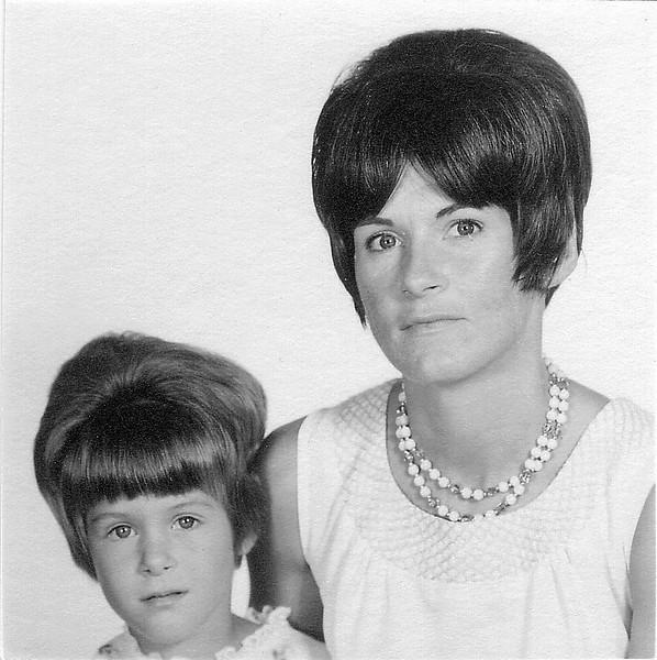 Passport Photo - Mom & Thia