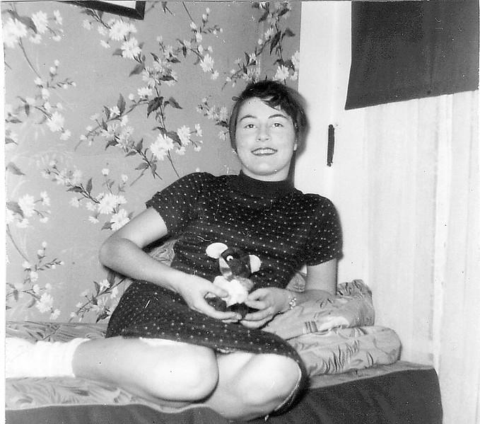 January 19 1956 Bernie Bear and Addie Bea