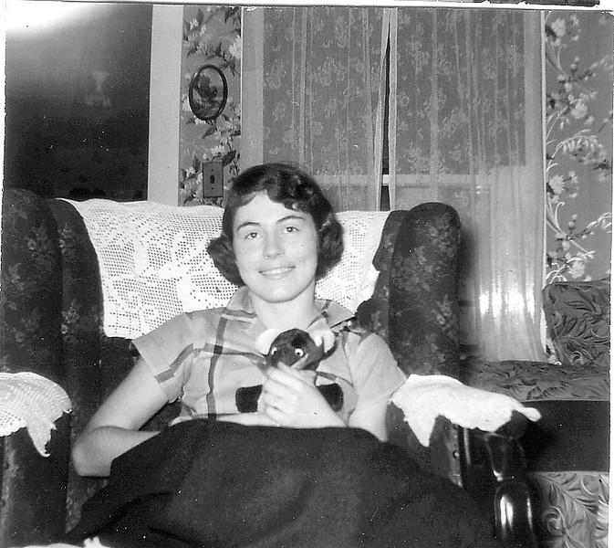 Just Engaged - Jan 12 1956