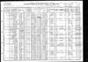 Cleophas Martin 1910 Census