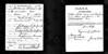 Ambroise Albert WWI Draft Registration Card (Bernice Martin's father)