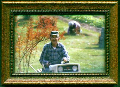 "Harold ""Grampy"" Springer and Dorothy Bell ""Nana"" Kelley Springer"