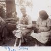 Roy Luke,  SLIM HOFFMAN  With sister Winefred Luke<br /> SHARON  Hoffman