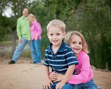Family Photo Shoot at Buena Vista Park