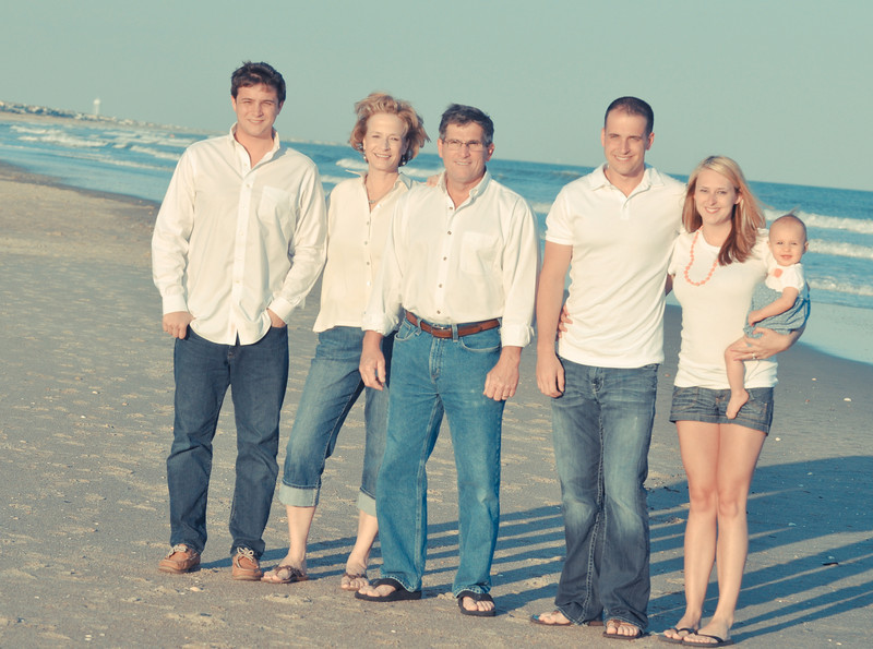 "Bryce Lafoon photography captures a family portrait session at Holden Beach, NC.  <a href=""http://www.brycelafoonphotography.com"">http://www.brycelafoonphotography.com</a>"