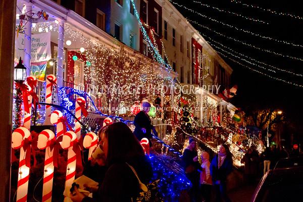 34th Street Christmas Lights - 30 Dec 10