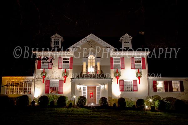 Christmas Light Decorations - 22 Dec 11