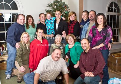 Family Christmas Gift Exchange - 26 Dec 10