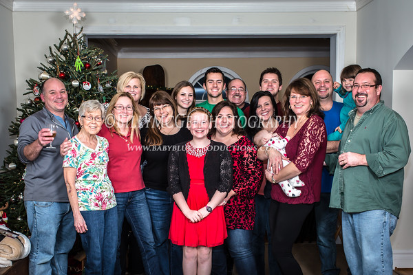 Demchak Family Christmas Party - 26 Dec 2015
