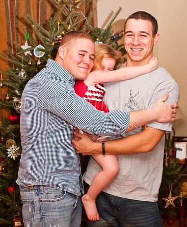 Family Christmas Party - 27 Dec 08