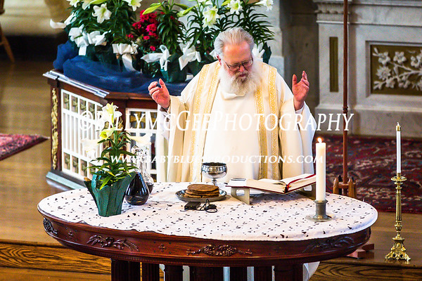 Easter Sunday Mass - 20 Apr 2014