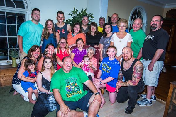 Memorial Holiday Family Visit - 29 May 2016