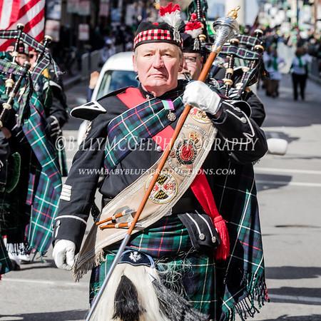 Baltimore St. Patrick's Parade - 12 Mar 2017