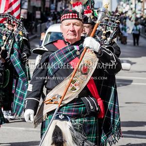St. Patrick Parade - 12 Mar 2017