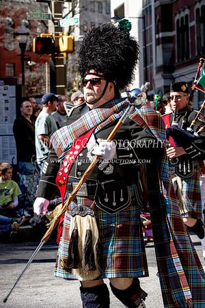 St. Patricks Day Parade - 11 Mar 2012