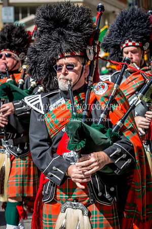 St. Patrick's Day Parade - 10 Mar 2013