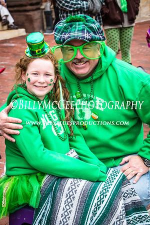 St. Patrick's Day Parade - 16 Mar 2014