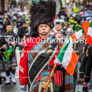 St. Patrick's Parade - 13 Mar 2016