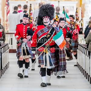 St. Patrick's Parade Mass - 12 Mar 2017