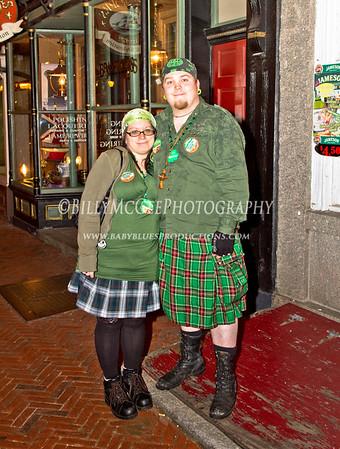 St. Patrick's Day Street Photos - 17 Mar 11
