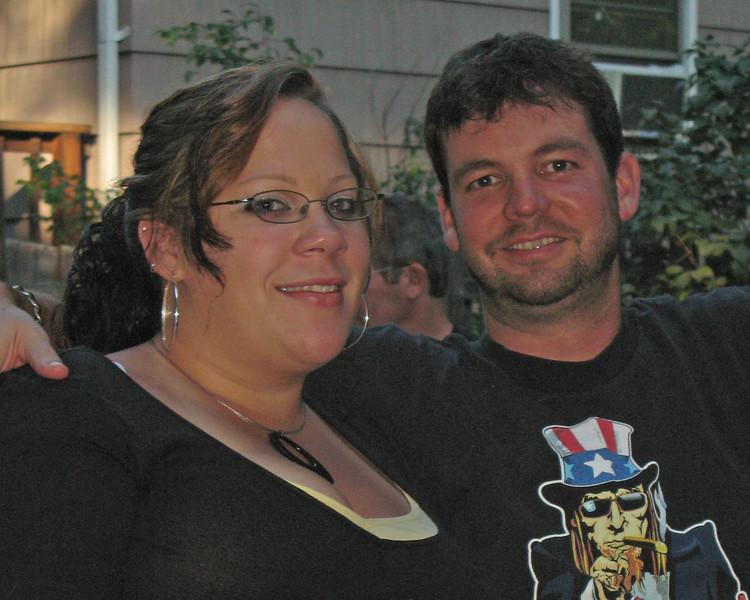 Matt & Amanda