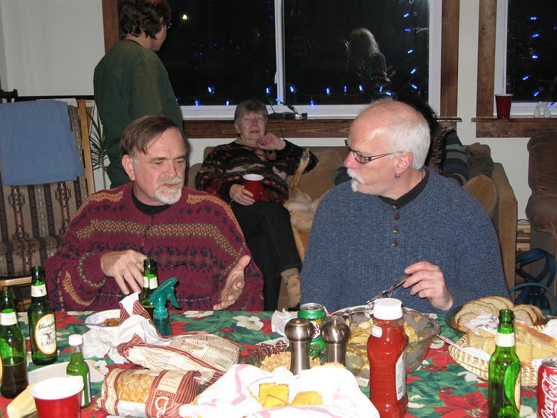 Wayne and Gary