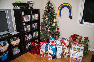 All those gifts, who will open them?