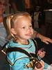 Cousin Lizzie the Blue ranger...