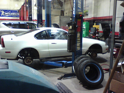 Getting new X-Ice snow tires