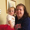 Elise with Sam