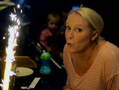 Margi's Birthday at Saji-Ya (2014)
