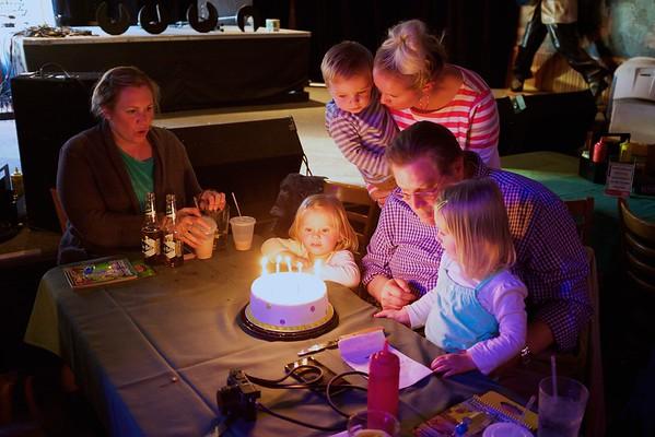 Nick's Birthday - May 12, 2015