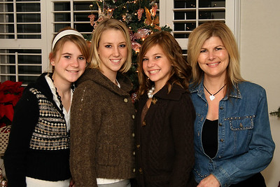 Allison, Lauren, Kelsey & Lissa.