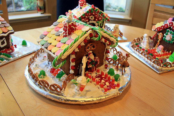 2006 - Gingerbread Houses