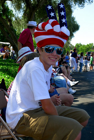 2009 - Independence Day Parade