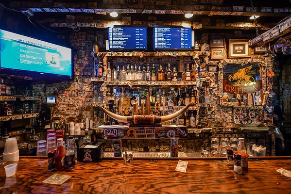 Jeff's Favorite Bars